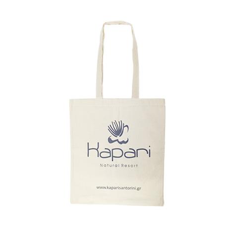 Τσάντα για ψώνια με εκπτύπωση