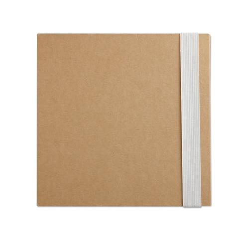 MO8183: Σημειωματάριο απο νακυκλωμένο χαρτί.