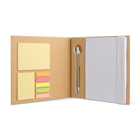 Σημειωματάριο από ανακυκλωσιμο χαρτί