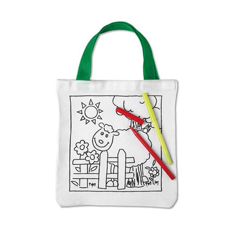Παιδική τσάντα για ζωγραφική