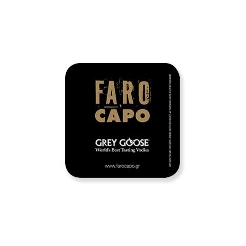 """Σουβέρ πολλαπλής χρήσης για το """"FARO CAPO"""""""