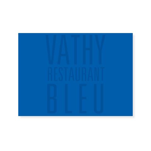 Σουπλά μιας χρήσης για το Vathy Restaurant