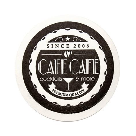 Σουβερ μιας χρησης 6φυλλα, Cafe Cafe