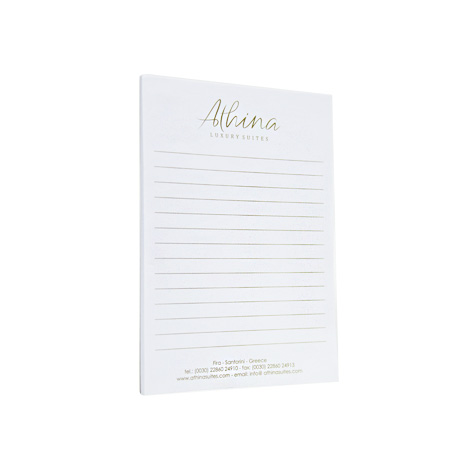 Notepad athina. Xerikosgifts