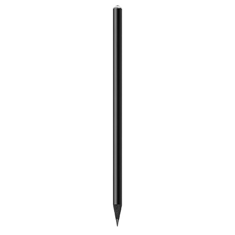 Black pencil with diamond. Xerikosgifts