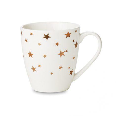 Image of ceramic mug with star. Xerikosgifts