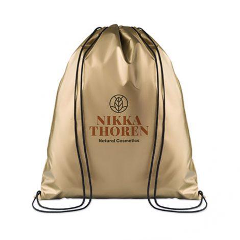 Image of metallic bag. Xerikosgifts