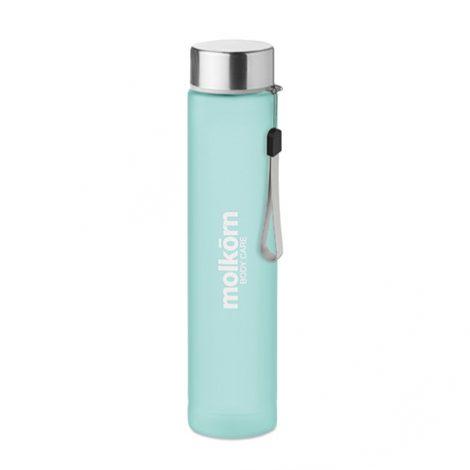 Image of slim travel bottle. Xerikosgifts
