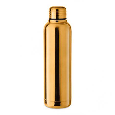 Image of metallic flask. Xerikosgifts