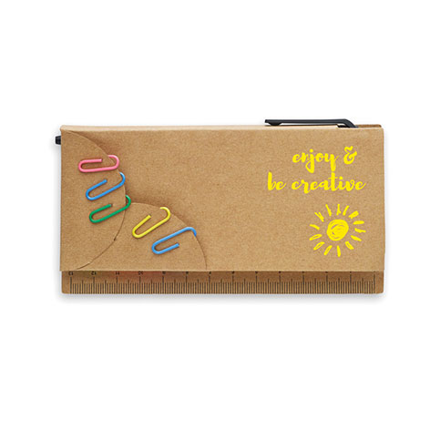 Image of notein paper card. Xerikosgifts