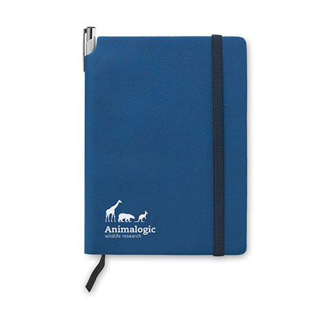 Image of A5 notebook. Xerikosgifts